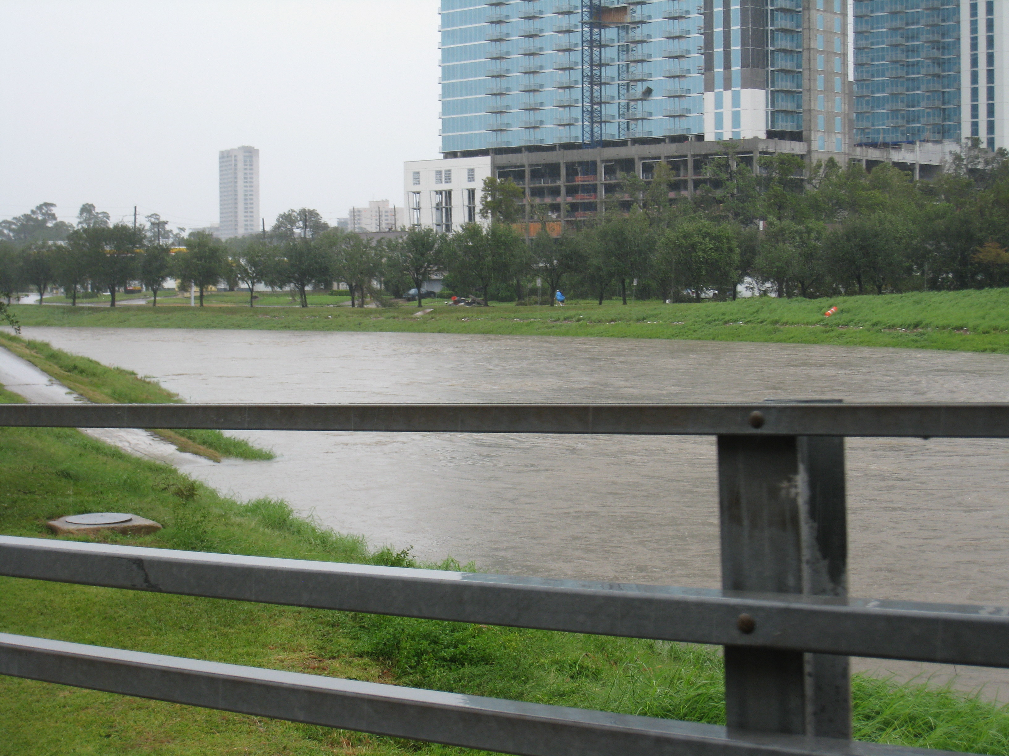 Braes Bayou from 288